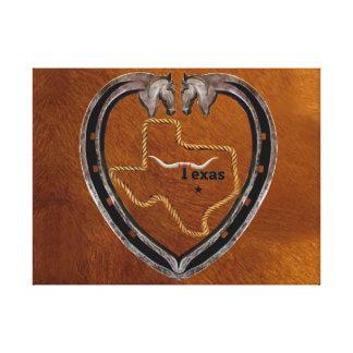 Toile Fierté du Texas