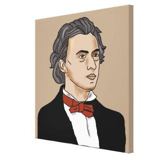 Toile Frédéric Chopin