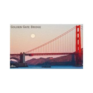 Toile Golden gate bridge à San Francisco