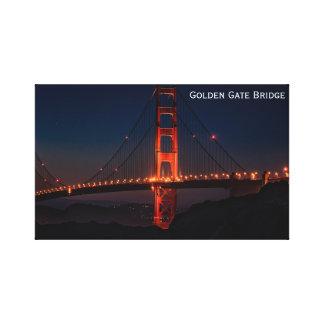 Toile Golden gate bridge San Francisco