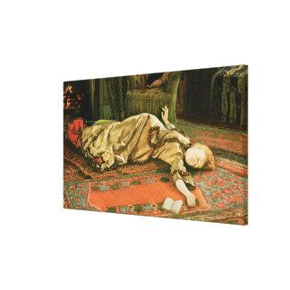 Toile James Jacques Joseph Tissot | abandonné