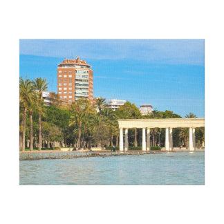 Toile Jardins de Turia à Valence, Espagne