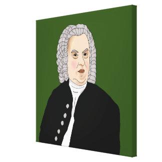 Toile Johann Sebastian Bach