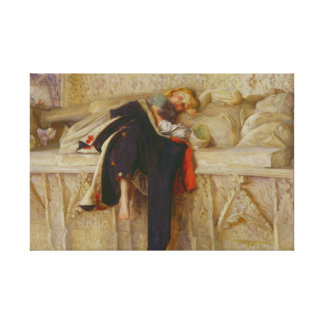 Toile John Everett Millais - L'Enfant du Regiment