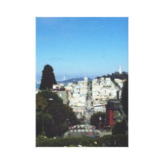 Toile Jolie image de San Francisco