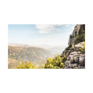 Toile La Sardaigne, Gennargentu