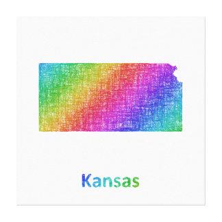 Toile Le Kansas
