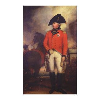 Toile Le Roi George III par monsieur William Beechey