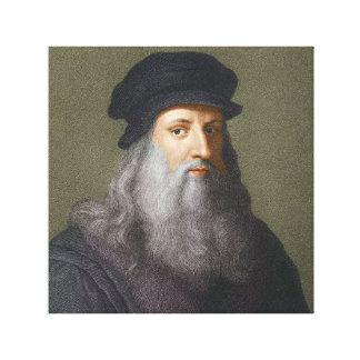 Toile Leonardo da Vinci