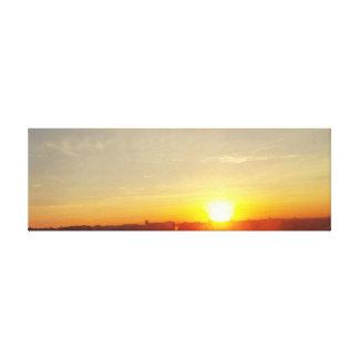 Toile Lever de soleil