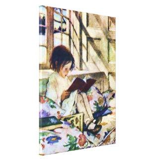 Toile Livres d'images en beaux-arts de Jessie Willcox