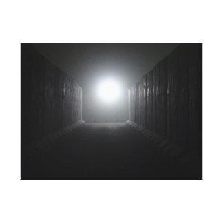 Toile Lumière dans le labyrinthe