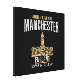 Toile Manchester