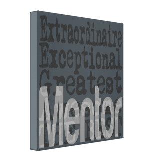 Toile Mentor Extraordinaire