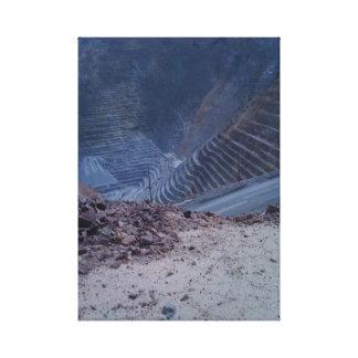 Toile Mine de cuivre de Kennecott