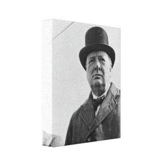 Toile Monsieur Winston Churchill (1942)