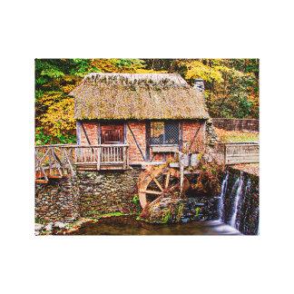 Toile Moulin de Gomez