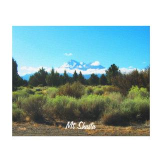 Toile Mt Shasta