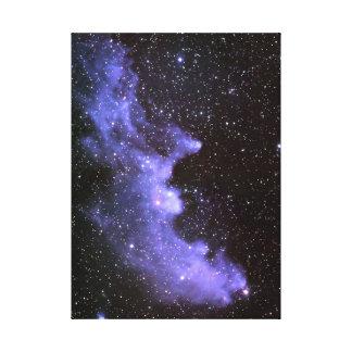 Toile Nébuleuse principale IC 2118 de sorcière