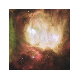 Toile NGC 2080 la nébuleuse de tête de fantôme