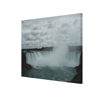 Toile Niagara Chute-Canada