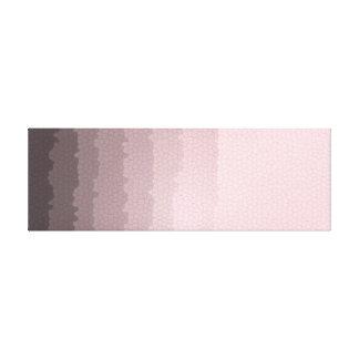 Toile Nuances roses de taupe
