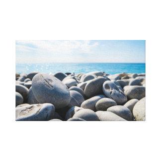 Toile Océan de la mer | du ciel | des roches |