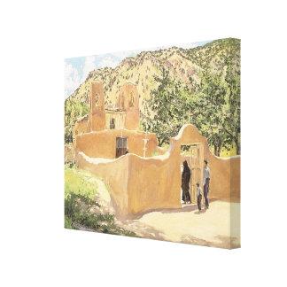 Toile Oferta Para San Esquipula par Walter Ufer