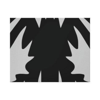 Toile Ombre - monochrome