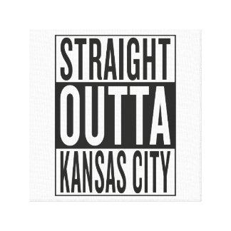 Toile outta droit Kansas City