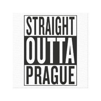 Toile outta droit Prague