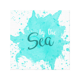 Toile Par l'art de mur de mer