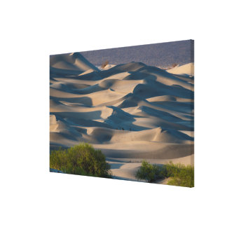 Toile Paysage de dune de sable, la Californie