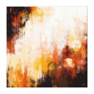 Toile Peinture abstraite