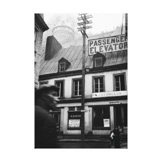 Toile Photographie des années 1930 de photographie de