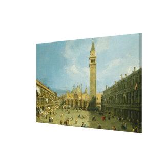 Toile Piazza San Marco