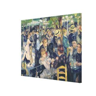 Toile Pierre une boule de Renoir | chez Moulin de la