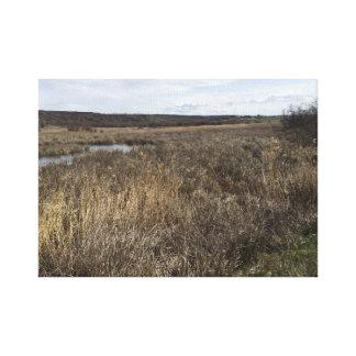 Toile Plaines de l'Idaho