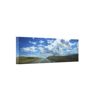 Toile Plaines du Montana