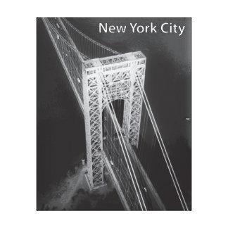 Toile Pont de George Washington New York City