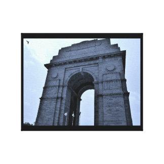 Toile Porte de l'Inde