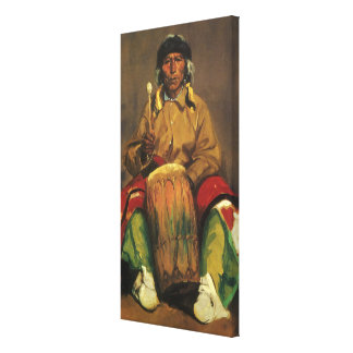 Toile Portrait de Dieguito Roybal par Robert Henri