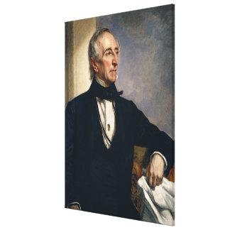 Toile Portrait de JOHN TYLER par George P. Alexandre
