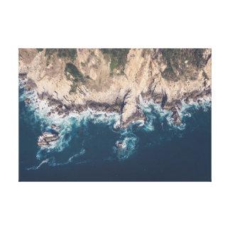 Toile Roches de la mer | de l'océan | des falaises |