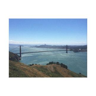 Toile San Francisco, la Californie