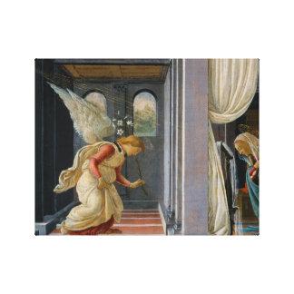 Toile Sandro Botticelli - l'annonce
