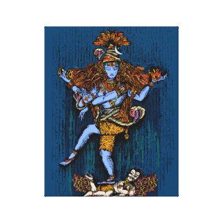 Toile Seigneur Shiva