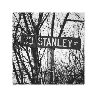 Toile St de Stanley