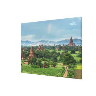 Toile Temples dans Bagan, Myanmar