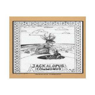 TOILE TERRAIN COMMUNAL DE JACKALOPE